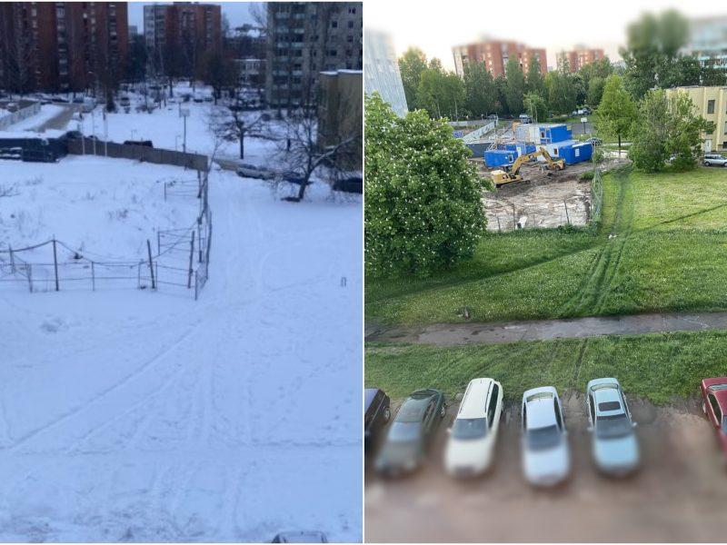 Trūko kantrybė dėl įžūlaus kaimynų elgesio: gal nuotraukos padės jiems susiprasti?