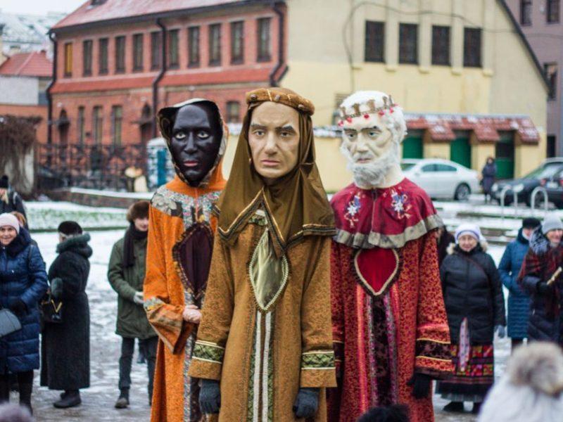 Trijų karalių eisenai persikėlus į virtualią erdvę kviečia dalyvauti žaidime