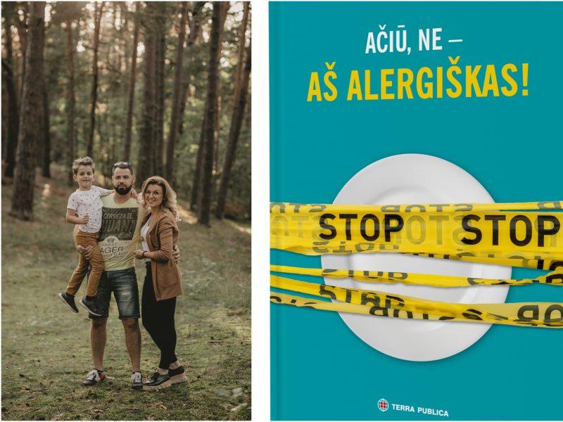 Kauno bibliotekoje – knygos apie šių dienų rykšte vadinamą alergiją pristatymas