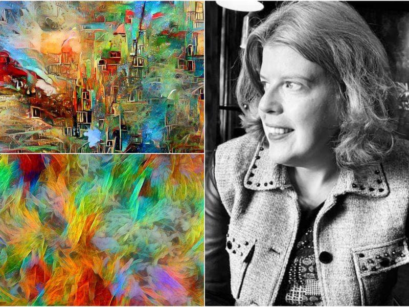 Kūrybos aistra galerininkę G. Kuizinaitę panardino į meno eksperimentus