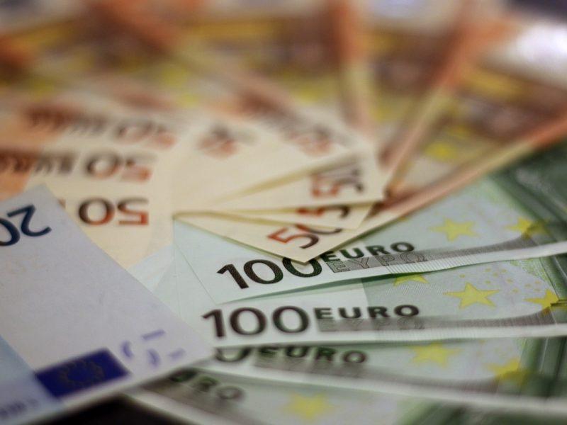 Kyšį paėmusiam Ž. Putramentui skirta 22,5 tūkst. eurų bauda