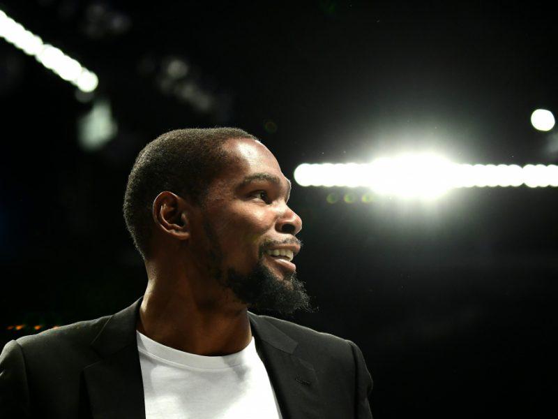 A. Wojnarowski: K. Durantas šį sezoną į aikštę negrįš