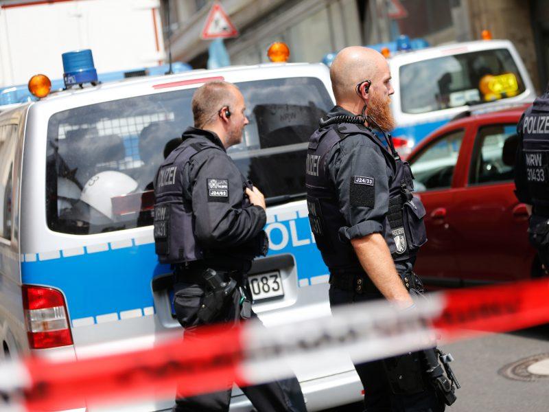 Vokietijoje užkirstas kelias galimam teroro aktui