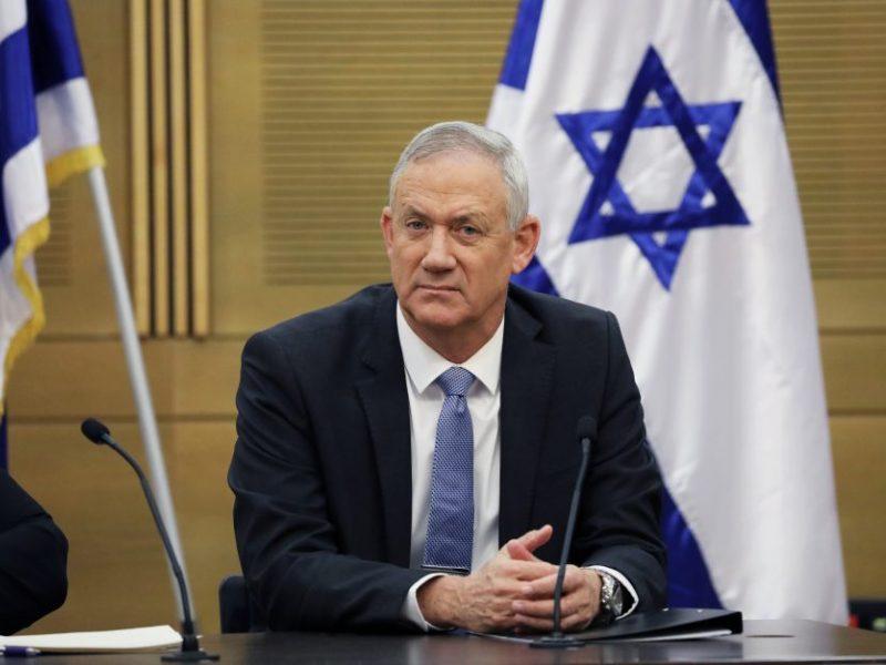 Baigėsi terminas B. Netanyahu ir B. Gantzui suformuoti Izraelio vyriausybę
