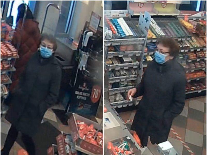 Pareigūnai tiria sukčiavimo atvejį: gal atpažįstate moterį nuotraukoje?