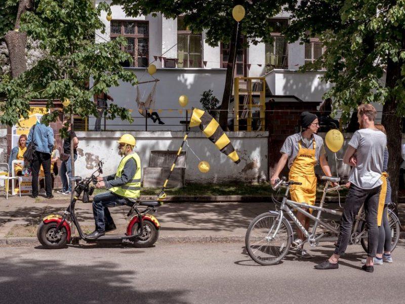 Kviečia dalintis V. Putvinskio gatvės istorijomis: kurs žaidimą