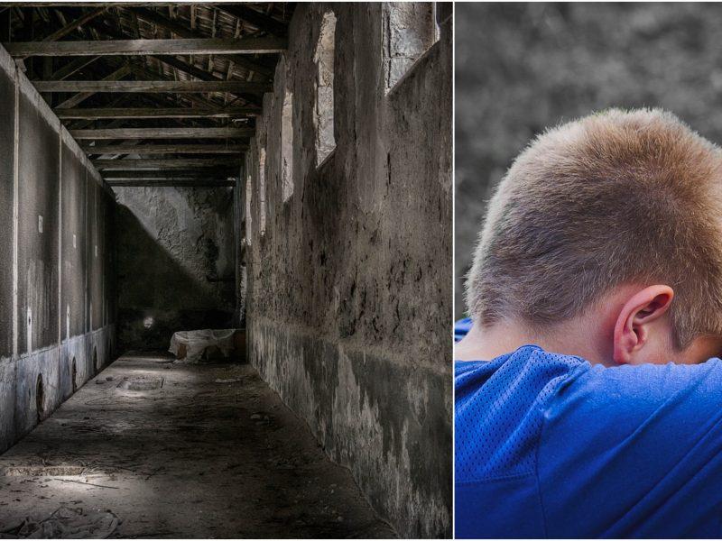 Siaubas Kelmės rajone: tėvas lauko rūsyje laikė uždaręs mažametį sūnų