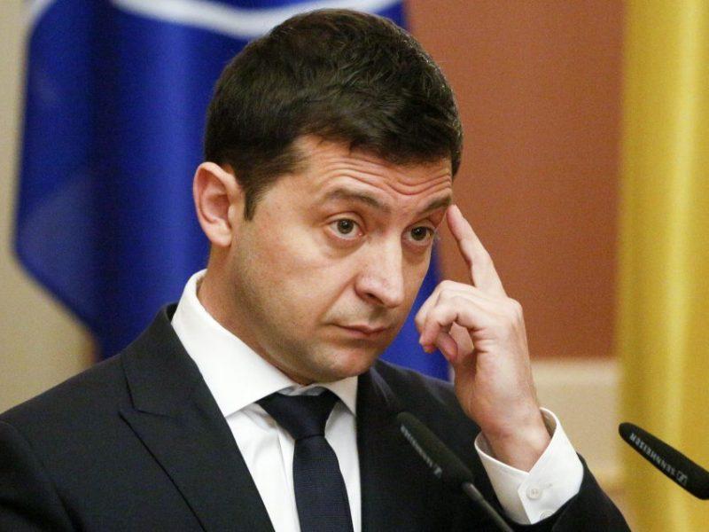 """V. Zelenskis: JT primena """"į pensiją išėjusį superherojų"""", pamiršusį, koks buvo kadaise"""