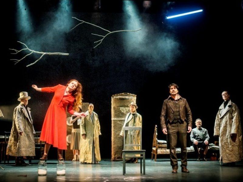 Klaipėdos dramos teatras gastroliuos Sankt Peterburge ir Maskvoje
