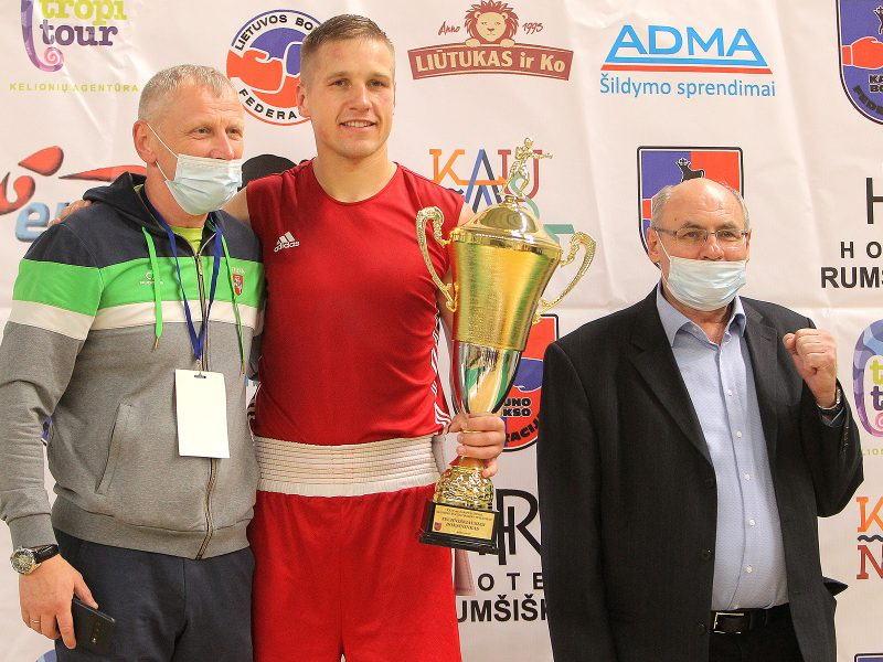 A. Šociko bokso turnyro finalai