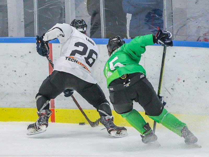 """LLRČ 1/2 finalo: """"Kaunas Hockey"""" – """"Baltų ainiai"""""""