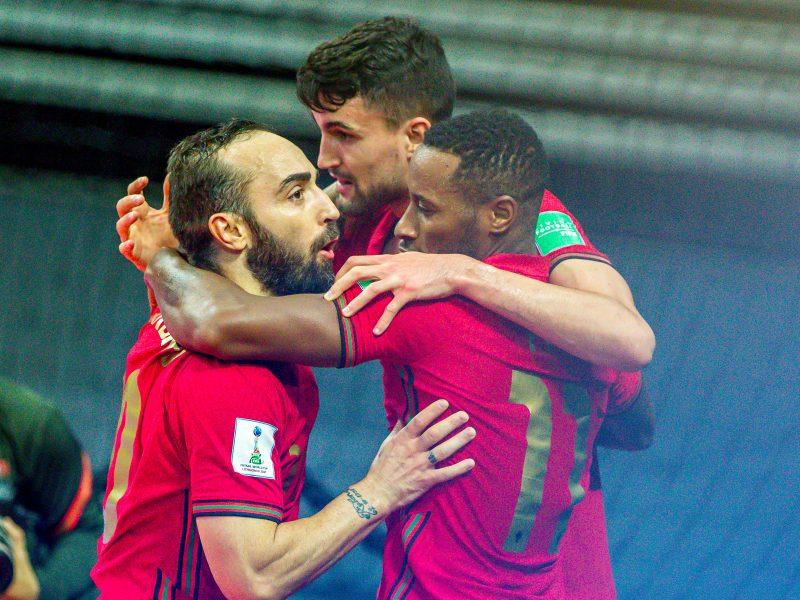 Portugalija – Serbija 4:3 | Futsalo PČ