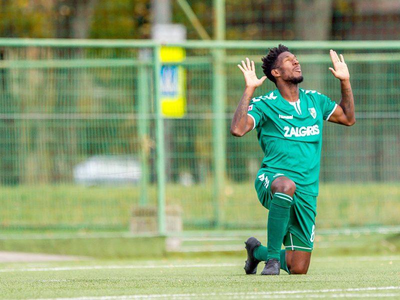 """Hegelmann"" – ""Kauno Žalgiris"" 1:2 | Lietuvos futbolo A lyga"