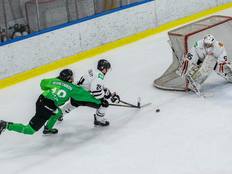 """L. ritulys: """"Kaunas Hockey"""" – """"Hockey Punks"""""""