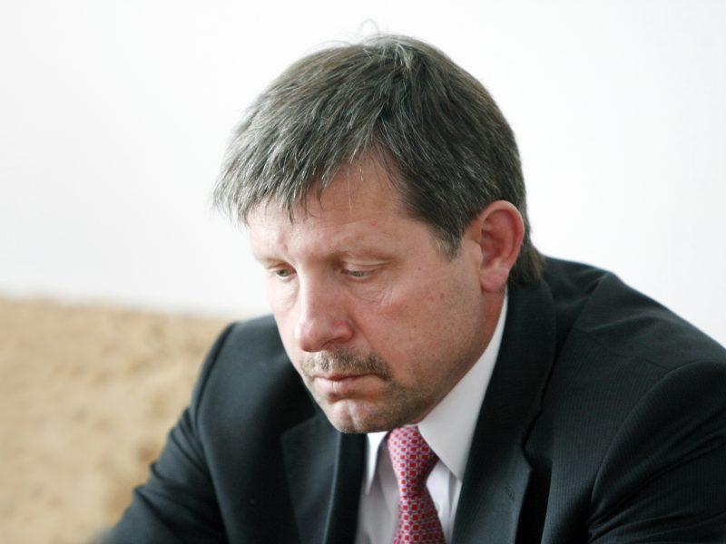 Atsistatydina Klaipėdos teisėjas Z. Pocius