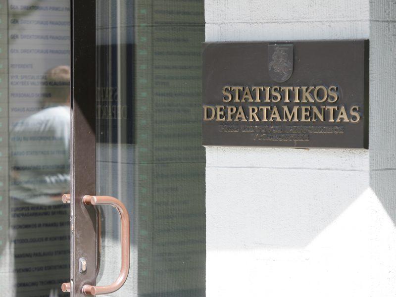 Statistikos departamentui vadovaus J. Petrauskienė
