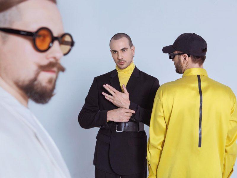 """""""The Roop"""" pristatė """"Eurovizijai"""" skirtą dainą: vieną judesį pasiskolino iš A. Sabonio"""
