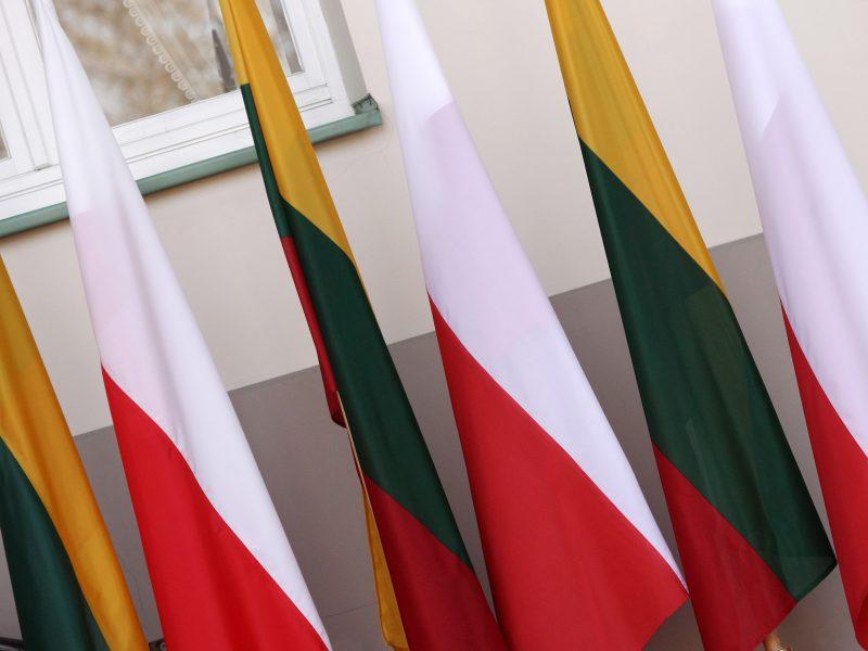 Ragina lietuvius ir lenkus imtis veiksmų pamiršti istoriniams nesutarimus