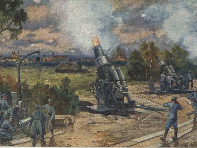 Pirmojo pasaulinio karo pabaiga: ryžtingas posūkis modernios Europos link
