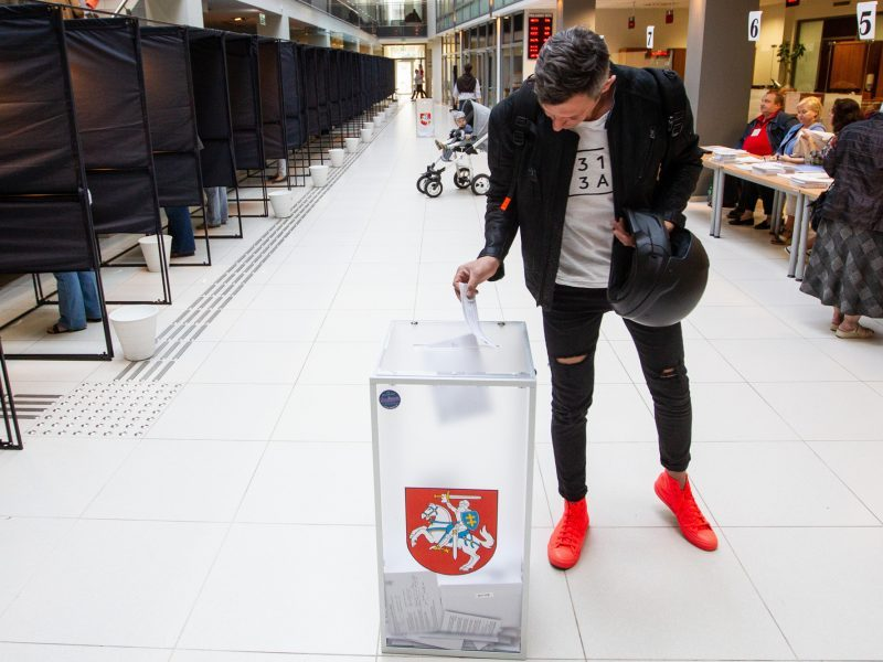 VRK vadovė: kol kas sunku prognozuoti, kaip Seimo rinkimus pakeistų epidemija