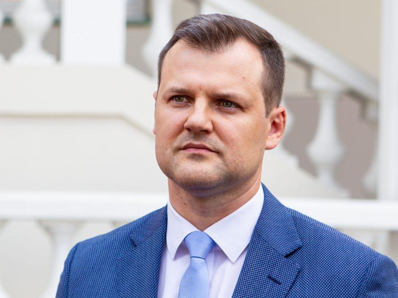 G. Paluckas visgi kels savo kandidatūrą naujuose Seimo rinkimuose Žirmūnų apygardoje