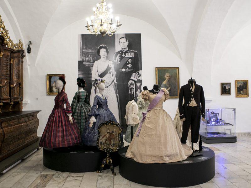 A. Vasiljevo parodoje – trijų šimtmečių aristokratų mada