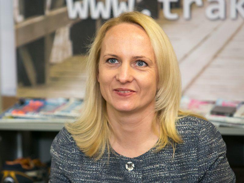 Trakų rajone prisiekė taryba, vicemerės darbą tęs M. Puč