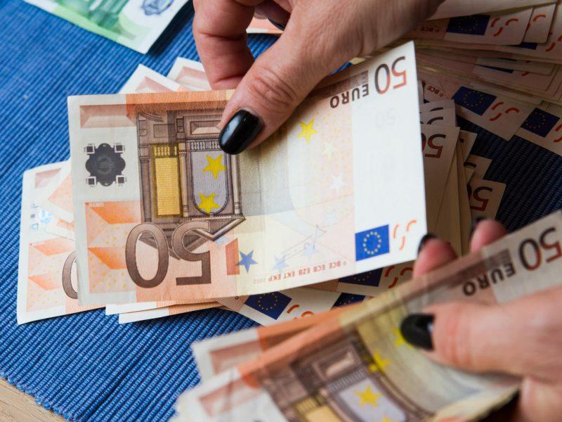 Sostinės įmonės vadovė įtariama nuslėpusi per 200 tūkst. eurų PVM