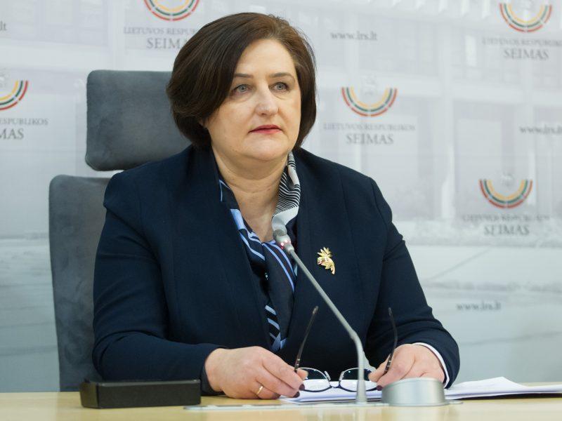 """""""MG Baltic"""" bylos teismo posėdyje liudijo L. Graužinienė: jokio spaudimo nebuvo"""
