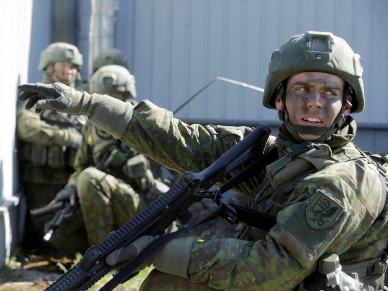 Politikai diskutuos dėl naujo gynybos politikos susitarimo