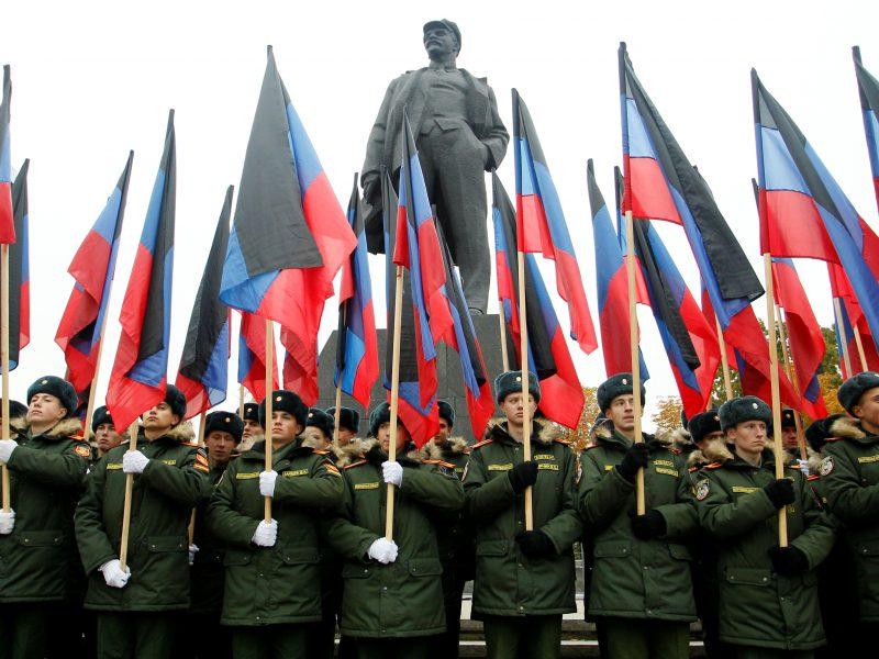 Kremlius nesvarsto galimybės palaidoti Leniną