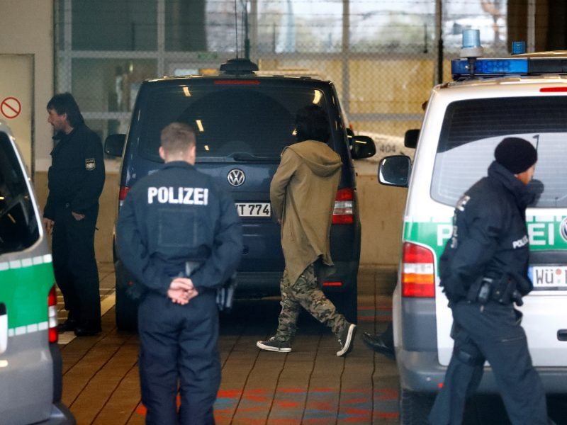 Vokietijoje sužlugdytas islamisto išpuolis
