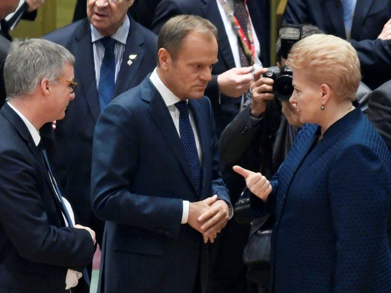 Narystė ES: kiek Lietuvos yra Briuselyje?