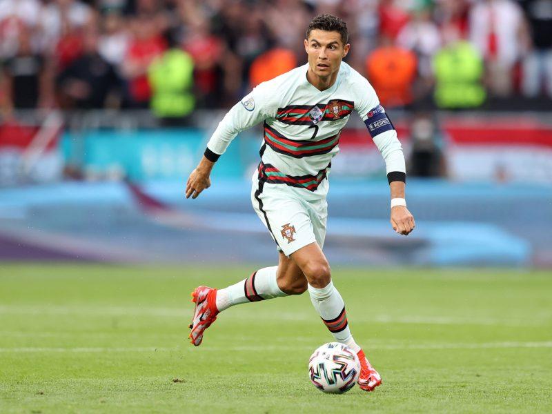 Europos futbolo čempionatas: Vengrija – Portugalija