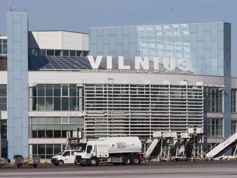 Dėl streiko Belgijoje atšaukti du skrydžiai tarp Vilniaus ir Briuselio