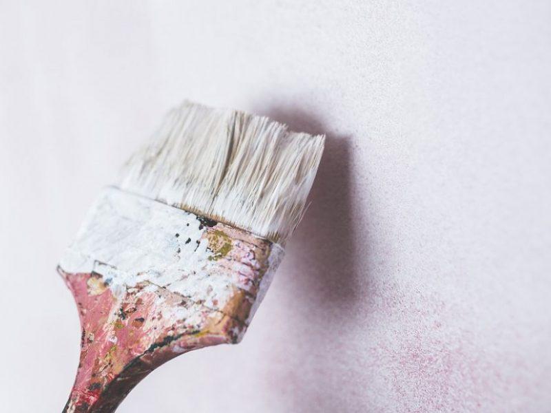 Sienų dažymas: septynios svarbiausios taisyklės