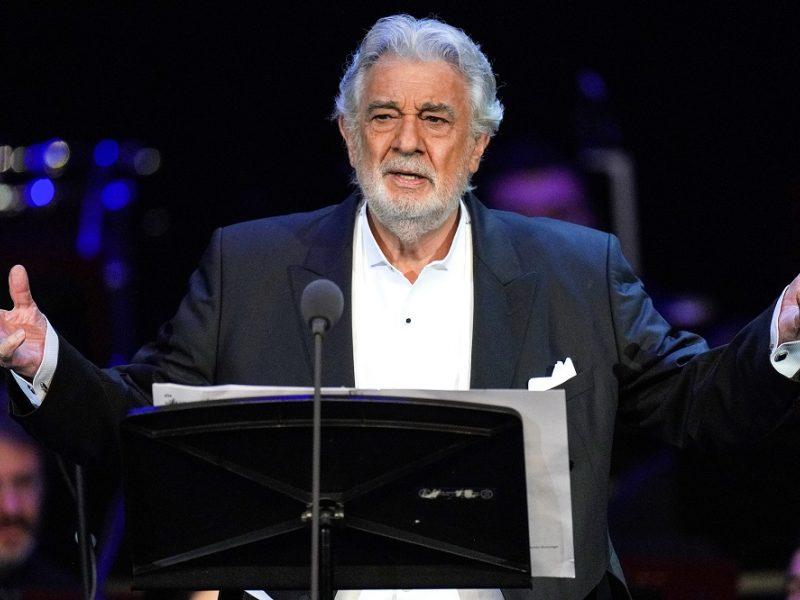 Operos žvaigždė P. Domingo nepasirodys Tokijo olimpiados kultūriniuose renginiuose