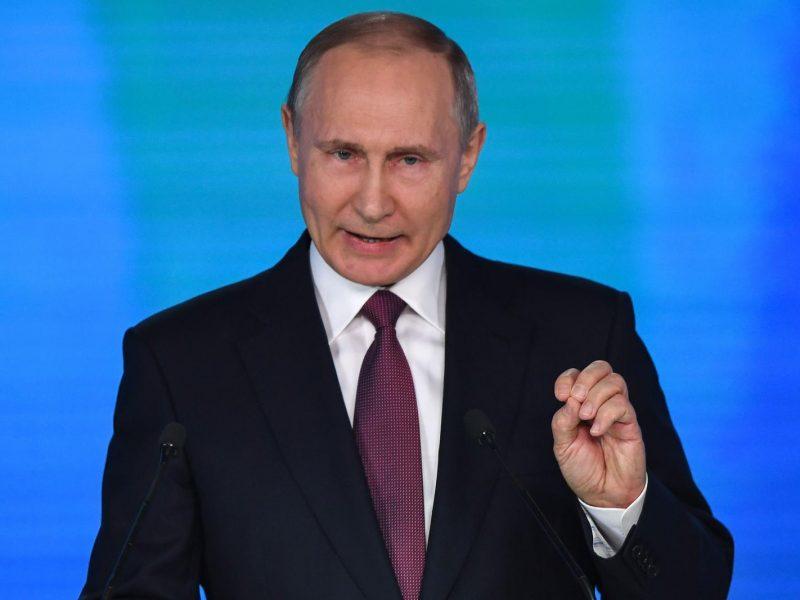 Rusija įtūžo: Lenkija nepakvietė V. Putino į Antrojo pasaulinio karo pradžios metines
