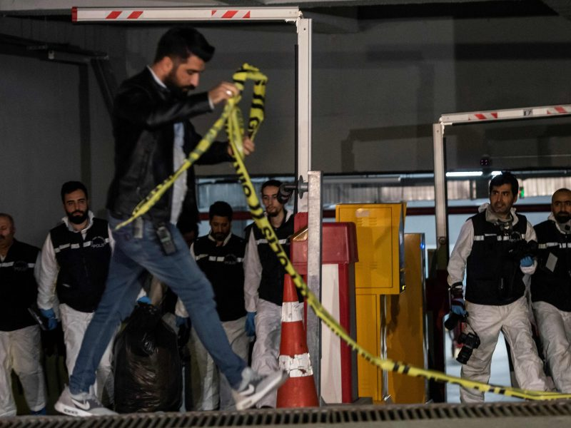 Penkios dar likusios nužudyto arabų žurnalisto bylos paslaptys