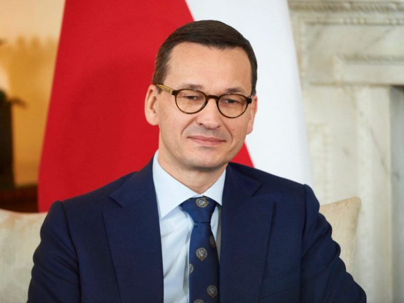 Lenkijos premjeras Lietuvai: Vakarai nori augti mūsų sąskaita