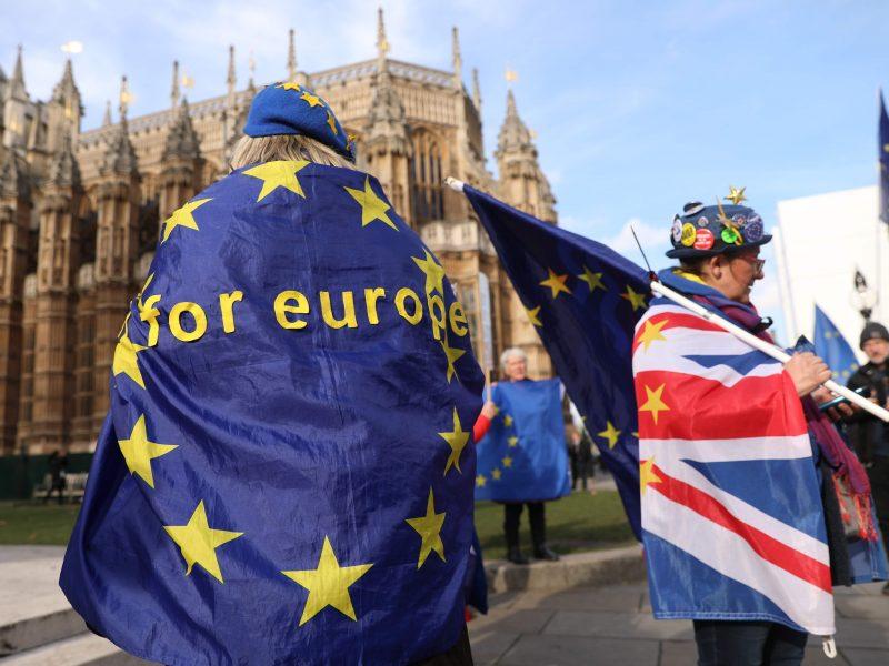 "Artėjant ""Brexit'ui"" stiprinama Lietuvos ambasados Britanijoje veikla"