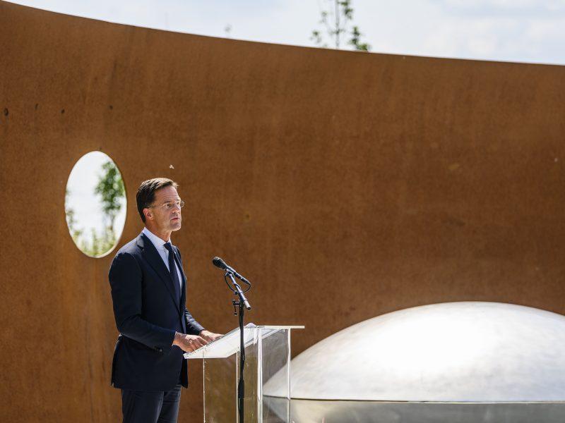 Nyderlandų premjeras: JAV ir ES turi geriau koordinuoti sankcijas Rusijai
