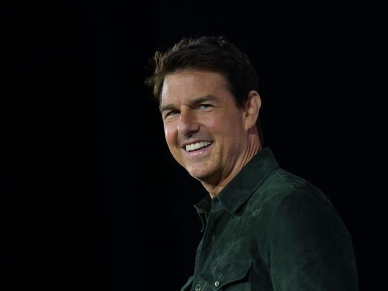 T. Cruise'as planuoja filmuoti kosmose
