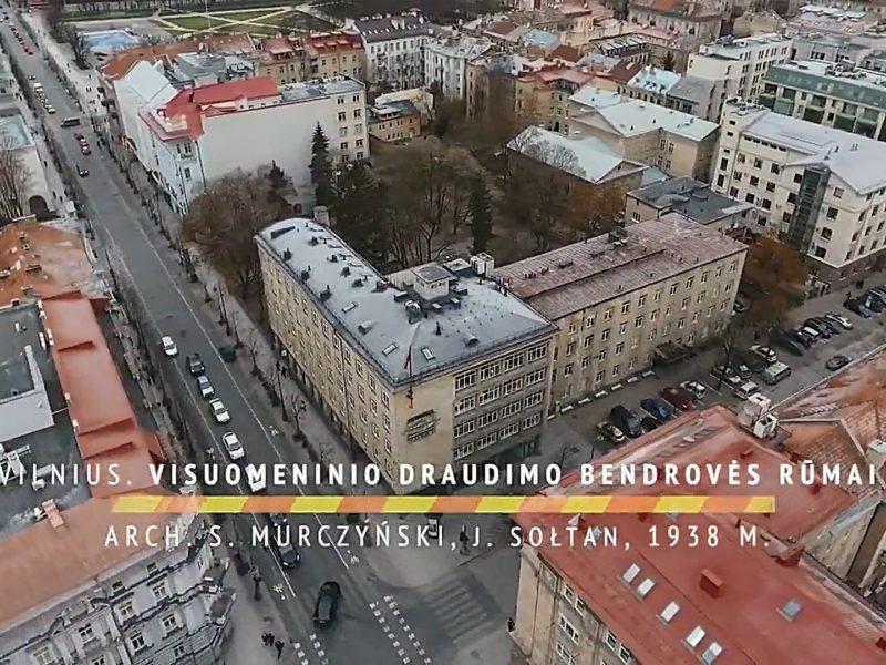 Lenkijos tarpukariu Vilniuje – ne tik geriausi klasicizmo pavyzdžiai