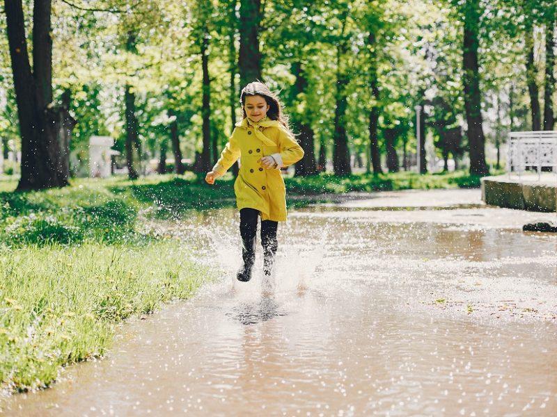 Orai: į Klaipėdą ateina lietinga savaitė