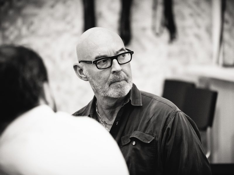 Pasaulinį pripažinimą pelnęs prancūzų režisierius pradeda repeticijas Jaunimo teatre