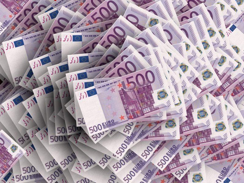 FNTT išaiškino didžiulę pinigų plovimo schemą: žala skaičiuojama milijonais eurų