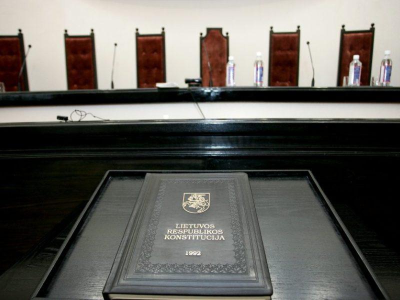 Teismas Seimo opozicijai grąžino prašymą ištirti PSDF rezervo panaudojimą