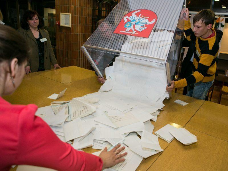 VRK: per Seimo rinkimus rinkėjai sulauks nevardinių pranešimų apie rinkimus