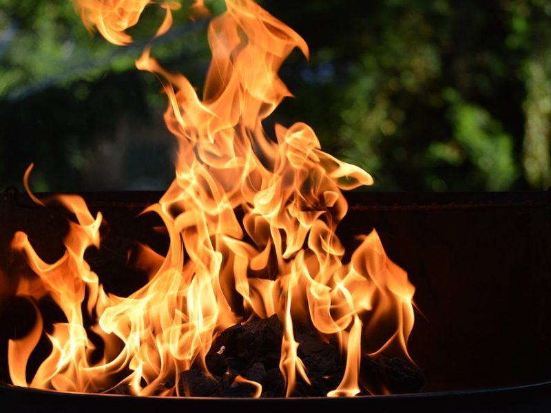 Vilkaviškio medikams pristatytas sunkiai apdegęs vyras